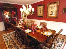 accent wall traditional dining red dining room wall decor fresh dining room a red accent wall and aqu