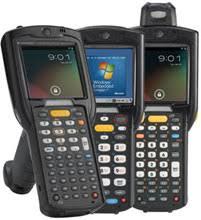 Motorola MC3200 Handheld Computers - Barcode Discount
