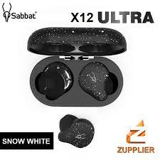 Original Sabbat X12 Ultra Snow White Camouflage Qualcomm <b>Aptx</b> ...