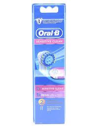 <b>Сменная насадка</b> Oral B SensClean EBS17 1шт EB 60 Ultra <b>Thin</b> ...