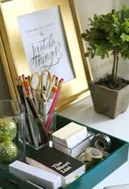 easy ways to decorate your office space the legal career girl awesome glamorous work home office