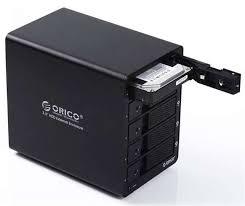 Интернет-магазин <b>ORICO</b> 9558U3 Aluminum 5 bay 20TB ...