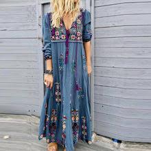 dress <b>linen long</b>