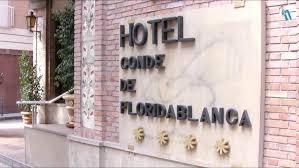 Resultado de imagen de hotel conde de floridablanca