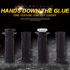 "7/8"" <b>22mm Handle Hand Grips Motorcycle Handlebar Grip</b> Rubber ..."