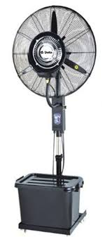 Напольный <b>вентилятор Delta DL-024H</b> с увлажнителем воздуха ...