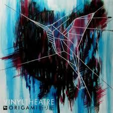 <b>Vinyl Theatre</b> - <b>Origami</b> (2017, Blue Vinyl, Vinyl) | Discogs