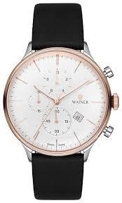Наручные <b>часы WAINER</b> WA.19146-A — купить по выгодной цене ...