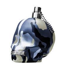 <b>Police To Be Camouflage</b> Blue Eau de Toilette For Men 125ml ...