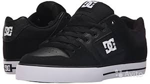 <b>Скейтовые кеды DC</b> Men's Pure Action Skate купить в ...