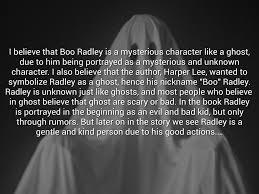 boo radley character essay questions homework for you boo radley character essay questions image 8