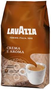 Купить <b>Кофе</b> в зернах <b>Lavazza Crema</b> e Aroma 1кг с доставкой на ...
