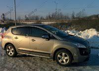«<b>Дефлекторы боковых окон</b> Peugeot 3008 I (2009-2013 ...
