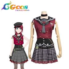 CGCOS <b>Cosplay Costume BanG</b> Dream ! Afterglow Lost One ...
