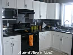 black and stainless kitchen  kitchen fancy picture of new at model  kitchen knobs for white cabinets fancy and stainless