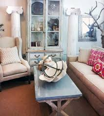 m shabby chic living room decorating ideas black upholstery leatherette couch features set back arms track arm be equipped chaise beige fabric arms sofa chic living room leather