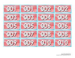 Raffle Ticket Templates – Tim's Printables Raffle Ticket Templates