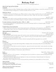 5 kick a rezi ats optimized resume examples rezi blog example 2