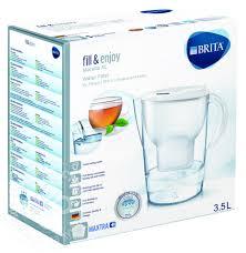 Купить <b>Фильтр</b>-<b>кувшин</b> для воды <b>Brita Marella XL</b> MX+ белый 3.5л ...