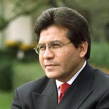 Alberto Gonzales, en octubre de 2003 en la Casa Blanca. / REUTERS - 1100386810_850215_0000000000_sumario_normal