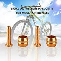 <b>Bicycle Oil Needle</b> Oil Pipe Joint Mountain Road Disc Brakes Olive T ...