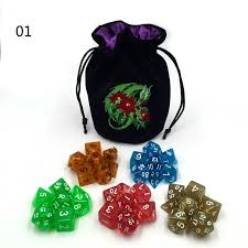 Rollooo Multi Color <b>Bulk</b> Dice <b>100 pcs</b> Pack of Random Multicolored ...