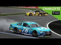 Monster Energy NASCAR Cup Series- Full Race -Bank of America ...