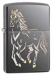 Купить <b>Зажигалка ZIPPO Running</b> Horse 28645 | Интернет ...