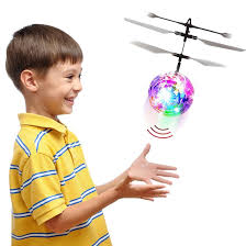 Toys for Boys Flying Ball LED Boys Cool Toy Xmas Gift-buy at a low ...