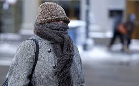 We don't reccommend you take this approach to staying warm in the winter.