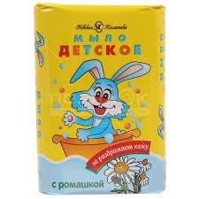 <b>Мыло детское Невская косметика</b> с экстрактом ромашки, 90 г в ...