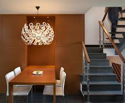 Rectangular Dining Room Lighting Dining Room Astounding Image Of Modern Dining Room Decoration