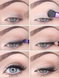 quick easy everyday eye makeup