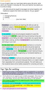 life skills essay learnenglish teens british council