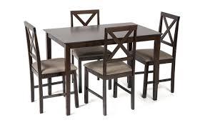 <b>Обеденный комплект</b> эконом <b>Хадсон</b> (Hudson) стол + 4 стула ...