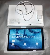 Обзор от покупателя на <b>Планшет Huawei MediaPad M5</b> Lite 10.1 ...