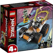 <b>Конструктор LEGO NINJAGO</b> 71706 <b>Скоростной</b> автомобиль Коула