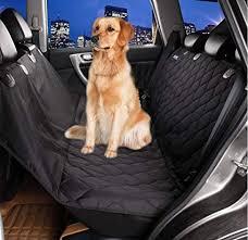 ZHANGZHIYUA Dog seat <b>Foldable Waterproof Dog Car</b> Seat Cover