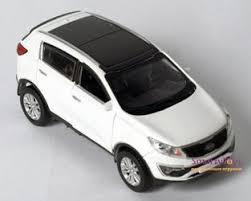 <b>Модель KIA Sportage</b> 3 1:36 (2122) Clovertoys — купить в ...