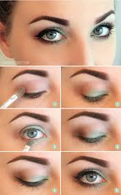 fresh makeup with tips of makeup with smokey eye summer moss makeup tutorial wonder forest design
