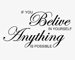 Image result for Believe in us, images