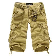 outdoor <b>multi</b>-<b>pocket</b> cotton <b>cargo shorts at</b> Banggood