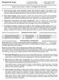 public information officer resume public information officer public information officer resume
