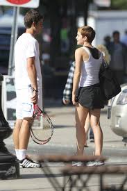 Emma Watson With New Cut And In Short Shorts Is One Sexy Dude. Source http www.GutterUncensoredPlus.com
