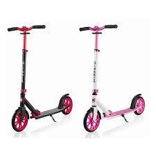 Globber <b>Lightweight</b> Adjustable Foldable 2-Wheel <b>Kick Scooter</b> For ...