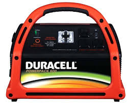 Duracell DRPP600 Powerpack 600 <b>Jump Starter</b> and <b>Emergency</b> ...