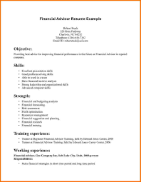 financial planner resume example resume writing resume examples financial planner resume example sample financial planner resume cvtips financial advisor resume examples financial advisor resume
