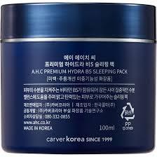 Увлажнение AHC Premium Hydra B5 <b>крем</b>-<b>маска ночная для</b> лица ...