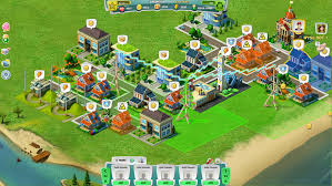 Build a Town City Simulation    Plan It Green Build a City GamePlan it Green Live simulates planning and building a city  Each decision comes  benefits or consequences for the environment and your citizens