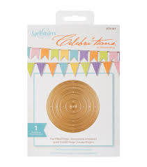 spellbinders sapphire mini die cutting machine jo ann spellbinders fun filled rings celebra tions dies hi res